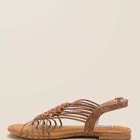 Not Rated Iron Gate Beaded Sandal