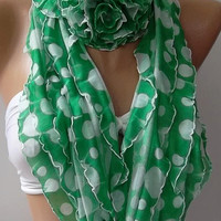 Elegant Scarf Gorgeous Accessories....It made with good quality chiffon fabric 2013