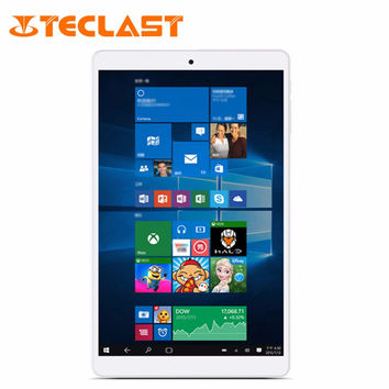 Teclast X80 Plus Dual OS Windows10 & Android5.1Intel Cherry Trail Z8300 2GB RAM 32GB ROM 8 inch IPS 1280x800 HDMI Tablet PC