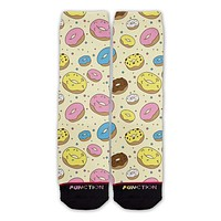 Function - Donut Pattern Fashion Socks