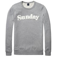 Sunday Sweatshirt by Scotch & Soda