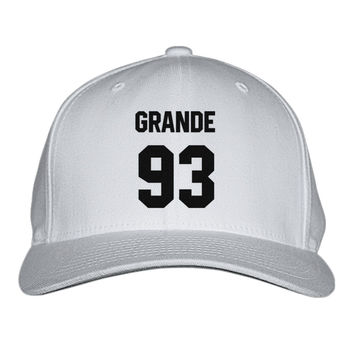 Ariana Grande 93 Embroidered Baseball Cap