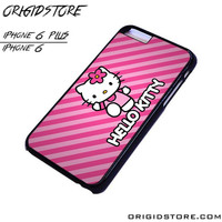 Hello Kitty pink hello kitty Case Iphone 6/6 Plus Case for Iphone 6/6 Plus Ali