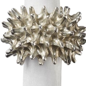 Stratus Napkin Ring - Set of 4 | Axis Modern Dining Room Inspiration | Dining Room Inspiration | Inspiration | Z Gallerie
