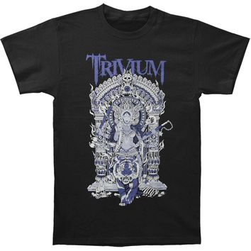 Trivium Men's  Durga Tee T-shirt Black