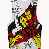 Iron Man™ Comic Muscle Tee