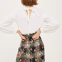 Past Time Check Mini Skirt - New In Fashion - New In