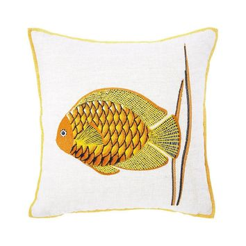 Poseidon Soleil Decorative Pillow
