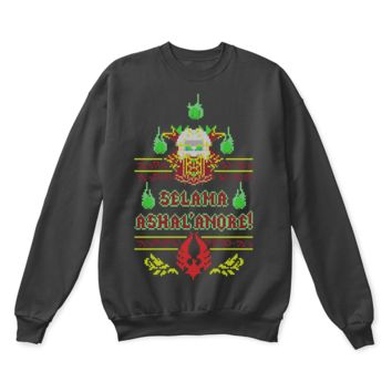 ONETOW World Of Warcraft Selama Ashal'Anore Ugly Sweater