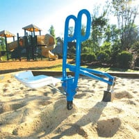 Planet Playgrounds Free Standing Fun Sand Digger