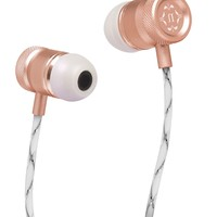 Metallic Stereo Earbuds