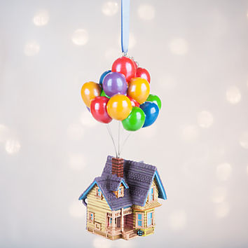 Up House Sketchbook Ornament - Personalizable | Disney Store
