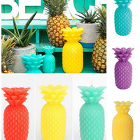 Designer Inspired Pineapple Citronella Candle