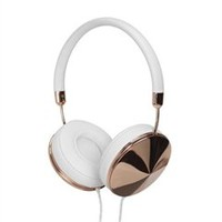 Frends Taylor Headphones - Rose Gold & White by Republic of Frends