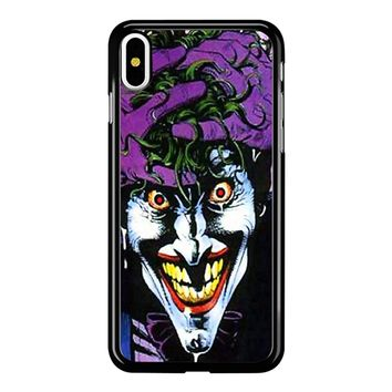 The Killing Joke iPhone X Case