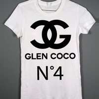 Glen CoCo Chanel - Womens Tshirt