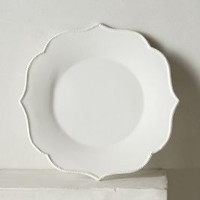 Lotus Dessert Plate by Anthropologie