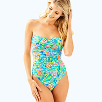 FLAMENCO ONE PIECE SWIMSUIT