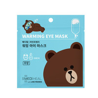 [Mediheal] Warming Eye Mask_ Fragrance Free (Line Friends) (10Sheets)