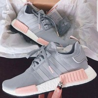 Adidas NMD Women Fashion Trending Running Sports Shoes Sneakers-11