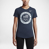 The Nike Team USA Logo Women's T-Shirt.