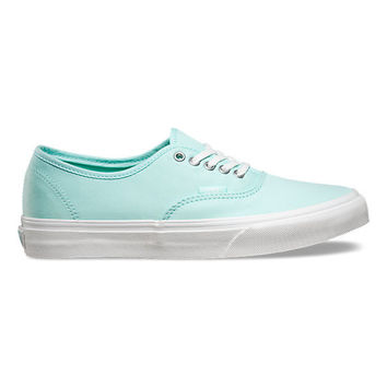 Vans Authentic Slim(Brushed Twill)BLLT/BLD
