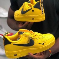 Nike Air Force 1¡¯07 Pure colour Air Force No.1 sneakers