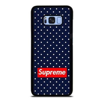 SUPREME FLORAL POLKADOTS Samsung Galaxy S8 Plus Case Cover