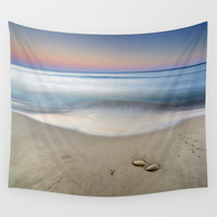 Ocean II Wall Tapestry by Guido Montañés