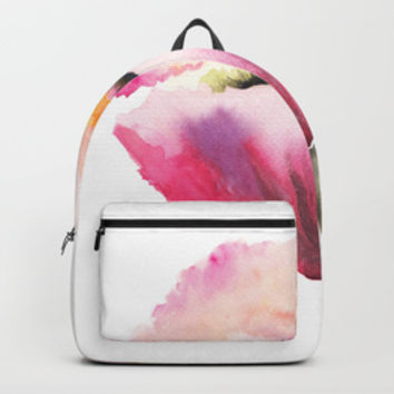 Watercolor Flowers Collection By Hand And Dote | Society6