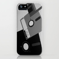 Floppy Disks iPhone Case by Mad Dope | Society6