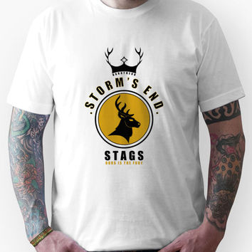 House Baratheon Sports Badge Unisex T-Shirt