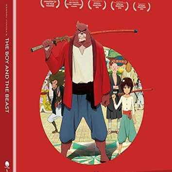 John Swasey & Eric Vale & Mamoru Hosoda-The Boy and the Beast: Hosada Collection