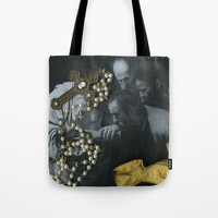 The Incredulity of Saint Thomas Tote Bag by Alayna H.