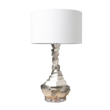 Surya Alexis Acrylic Bottom Table Lamp