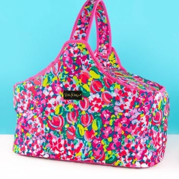 Lilly Pulitzer Insulated Party Cooler-Wild Confetti