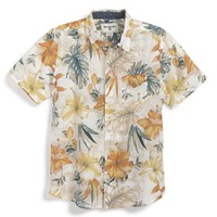 Boy's Billabong 'Spinner' Woven Cotton Shirt,
