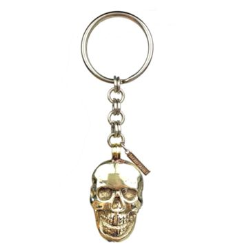 Death In The Face Keychain