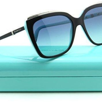 Tiffany & Co. Tf 4135 B F Women Square Asian Fit Sunglasses