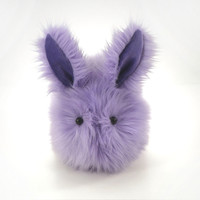 Pansy the Lavender Bunny Stuffed Animal Plush Toy