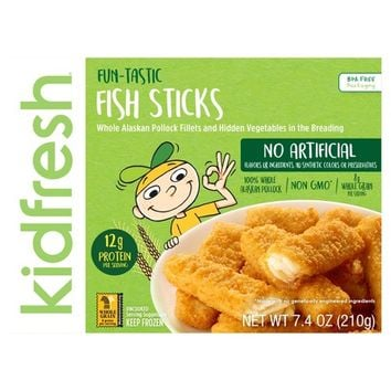 Kidfresh Fun-tastic Fish Sticks 7.4 oz