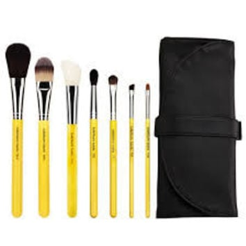 Studio Basic 7pc. Brush Set with Roll-up Pouch