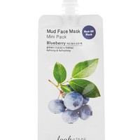 Blueberry Mud Face Mask