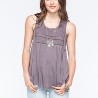 O'NEILL Tokeen Womens Knit Tank | Tanks