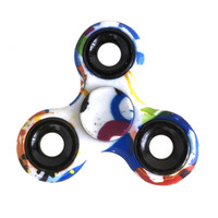 """Gotta Have One"" Splash of Color Fidget Spinner"