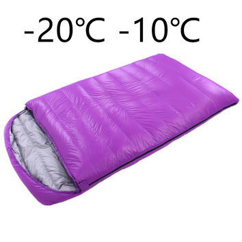 couples camping double sleeping bags