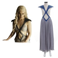 Game of Thrones Daenerys Targaryen Halloween Costume Custom Made