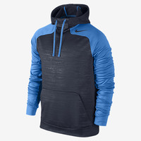 The Nike Hyperspeed Fleece Pullover Men's Training Hoodie.