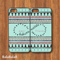 Aztec Best Friends - iPhone  4 case, iphone 5 Case, iPod 4 case, iPod 5 case, Samsung Galaxy S3, Galaxy S4, Galaxy note 2, Hakuna Matata