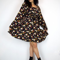 Late Bloomer Vintage Dress
